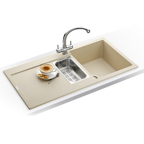 fragranite kitchen sink franke epos eox651 stainless steel sink franke ...