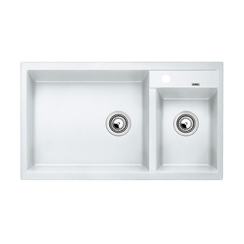 Blanco Silgranit Kitchen Sinks : blanco metra 9 silgranit inset sink general features blanco silgranit ...