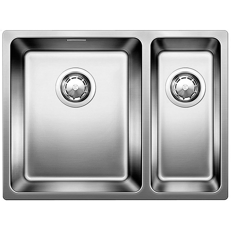 Blanco Top Mount Kitchen Sinks : blanco-andano-340-180-u-undermount-stainless-steel-kitchen-sink-sink ...