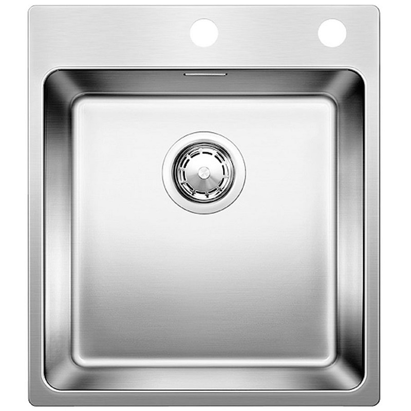 Blanco Andano 400 IF A Stainless Steel Kitchen Sink