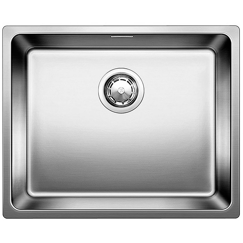 Blanco Stainless Sinks : Blanco Andano 500-IF Stainless Steel Kitchen Sink