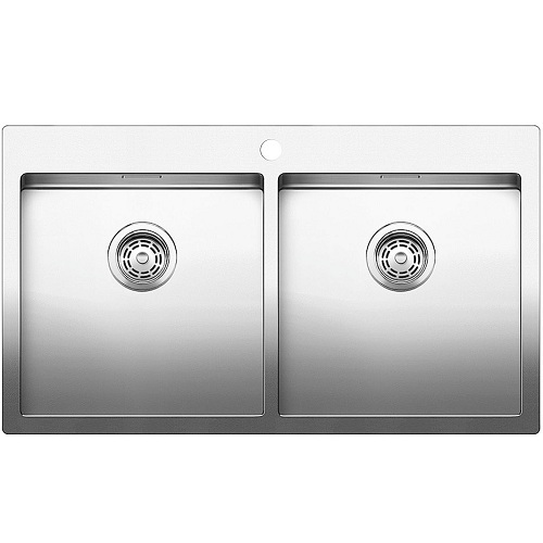 Blanco Claron 400 400-IF A Stainless Steel Kitchen Sink