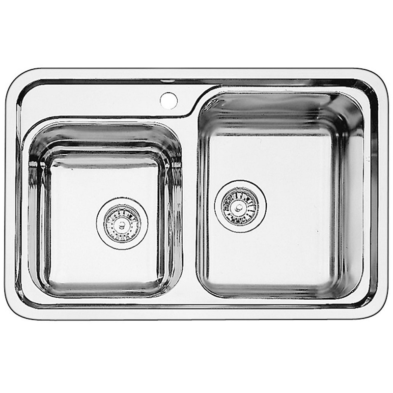 Blanco Classic 8-IF Stainless Steel Sink