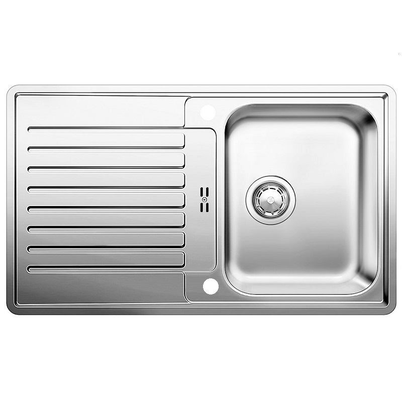 Blanco Stainless Sinks : Blanco Classic Pro 45 S-IF Stainless Steel Sink
