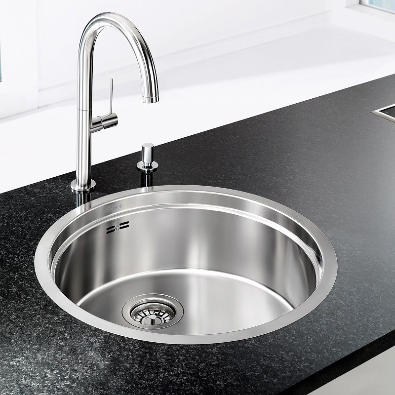 Blanco Stainless Sinks : Blanco Ronis-IF Stainless Steel Sink