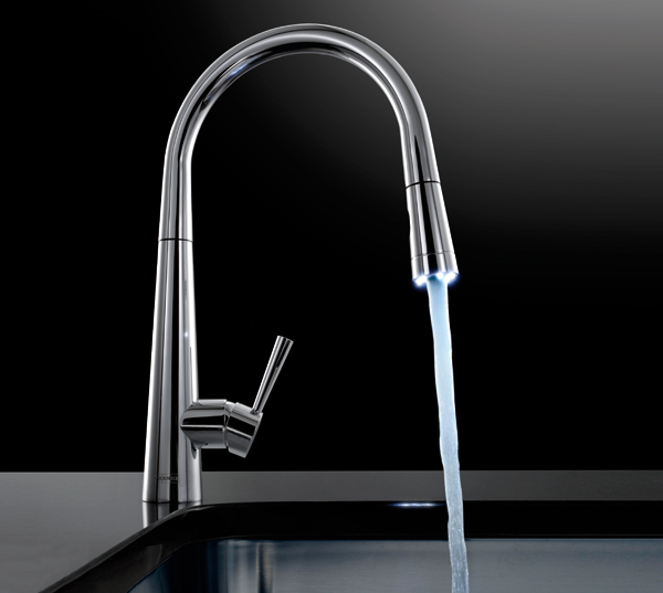 Franke Kitchen Taps : source rolux kitchen mixer tap with pull out spray the franke rolux ...