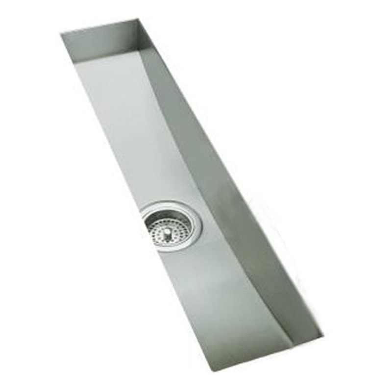 Trough Sink Undermount : kohler icerock trough 3188w the biggest icerock trough sink shouts ...