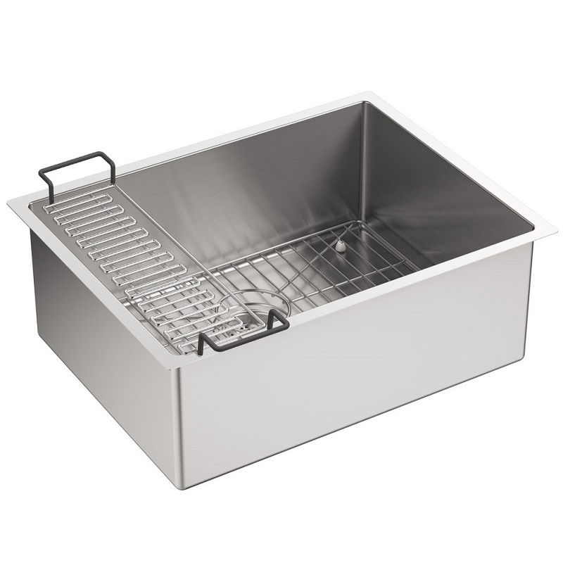 Kohler Strive Sink : Kohler Strive Stainless Steel Medium Single Bowl Kitchen Sink - 5286 ...