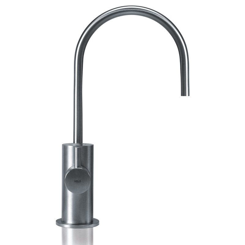 Mgs Spin Fw Stainless Steel Kitchen Tap With Filter