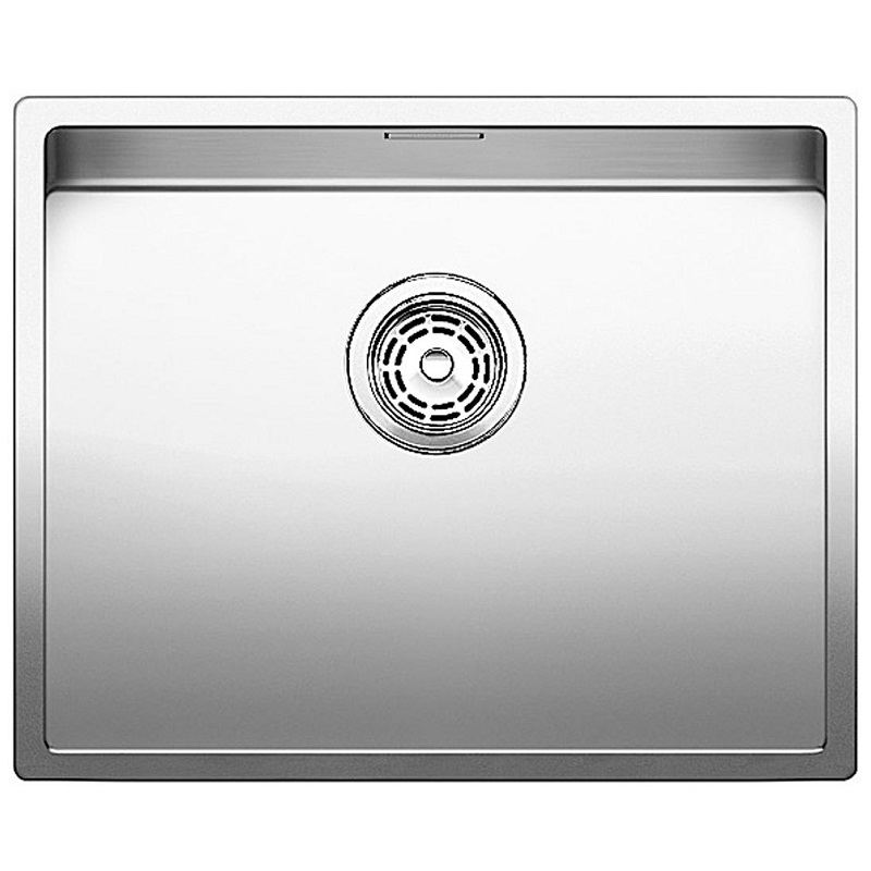 Komplett Neu Blanco Claron 500-U Undermount Stainless Steel Kitchen Sink TE86