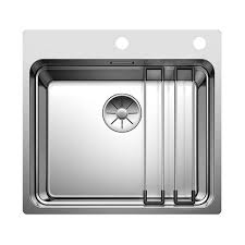 Blanco Etagon 500 IF/A Stainless Steel Kitchen Sink