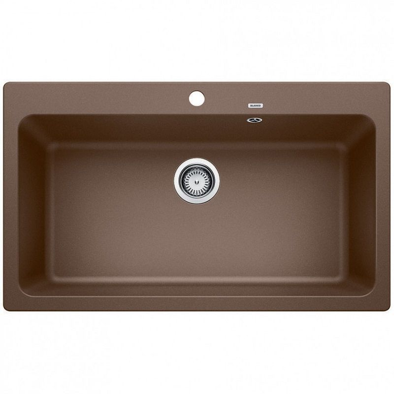 Size Of Nd Sink In Kitchen