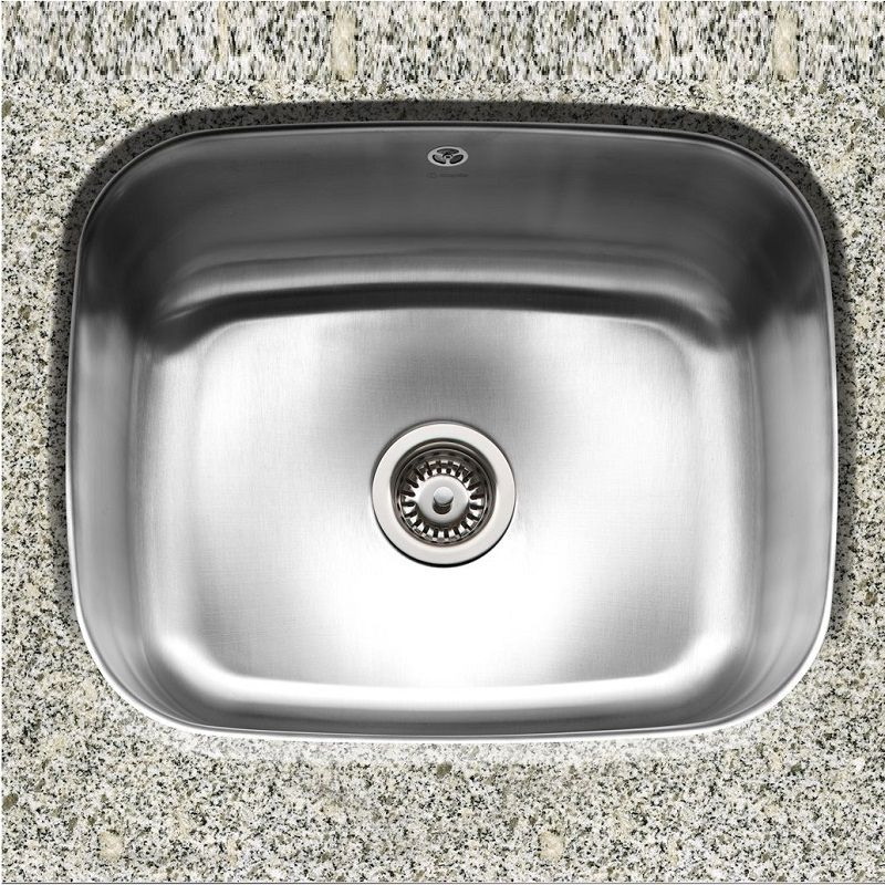 Caple Form 52 Stainless Steel Undermount Kitchen Sink