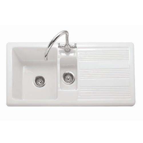 Inset Sinks Suitable for a 600mm Cabinet