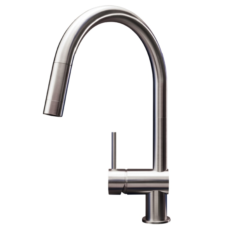 Stainless steel kitchen taps for Perfect kitchen stainless