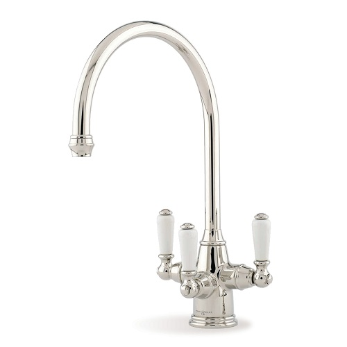 Perrin and Rowe Phoenician Mains and Filtered Water Kitchen Tap