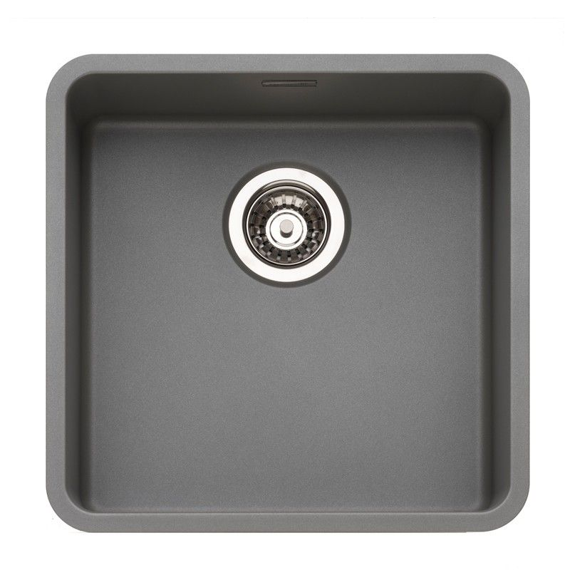 Regi-Colour Ohio 40 x 40 Coloured Stainless Steel Sink