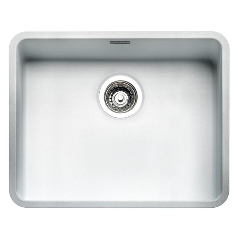 Regi colour ohio 50 x 40 coloured stainless steel sink for Coloured kitchen sinks