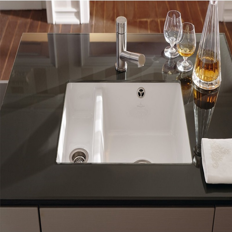 white undermount kitchen sinks