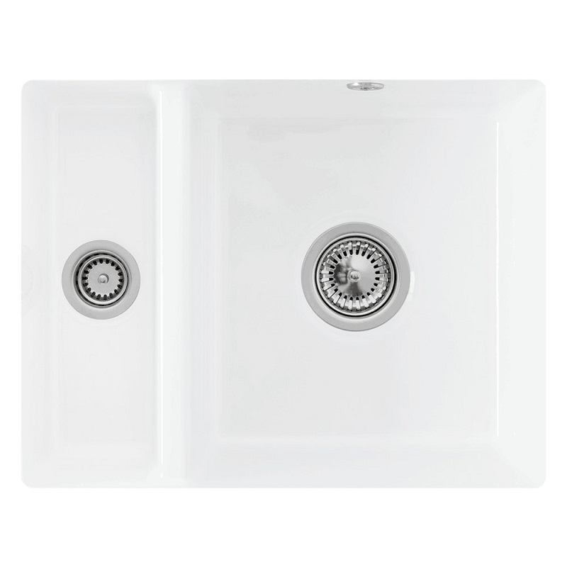 Villeroy and Boch Subway XU CeramicPlus Undermount Kitchen Sink